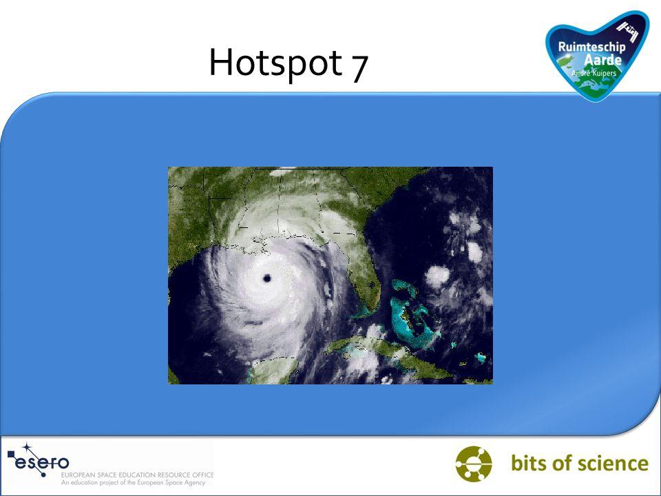 Hotspot 7 Introvraag: Wie weet waar dit is
