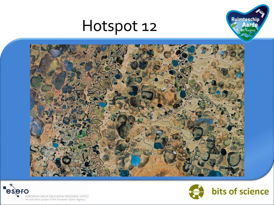 Hotspot 12 Introvraag: wat staat er op deze foto
