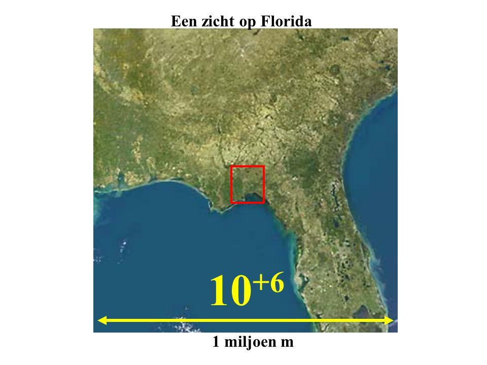 Een zicht op Florida 10+6 1 miljoen m