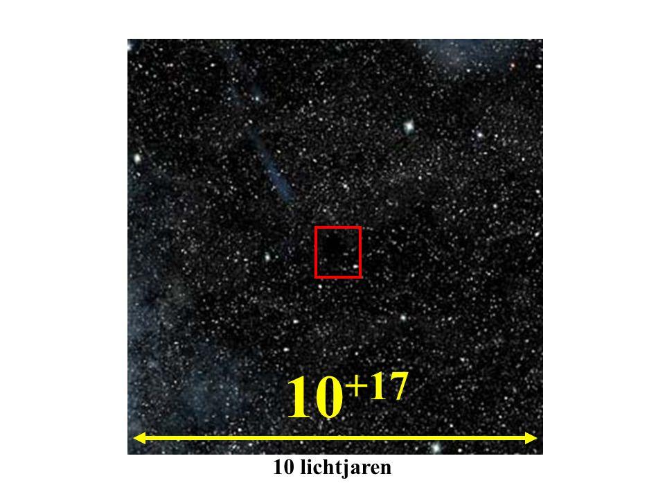 10+17 10 lichtjaren