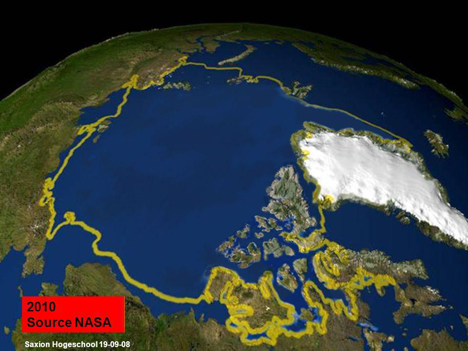 2010 Source NASA 2050 Source NASA 2020 Source NASA 2040 Source NASA