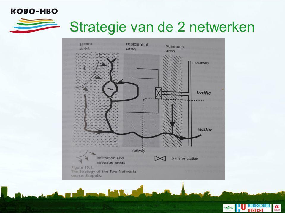 Strategie van de 2 netwerken