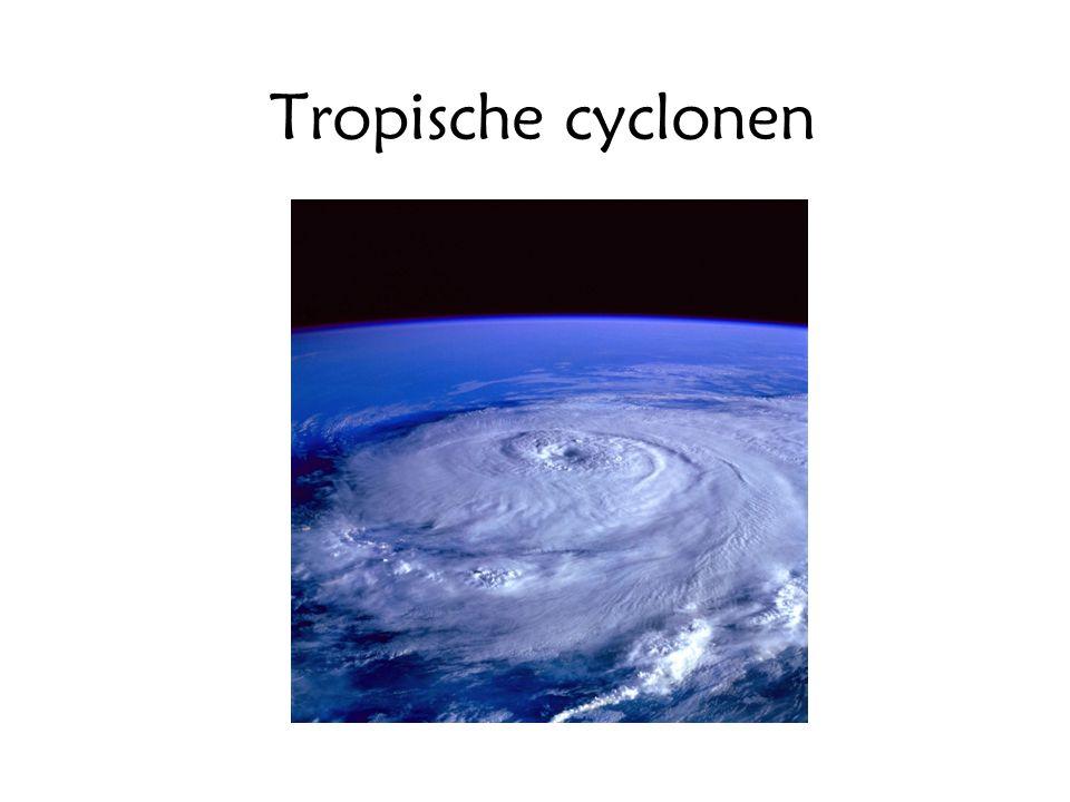 Tropische cyclonen