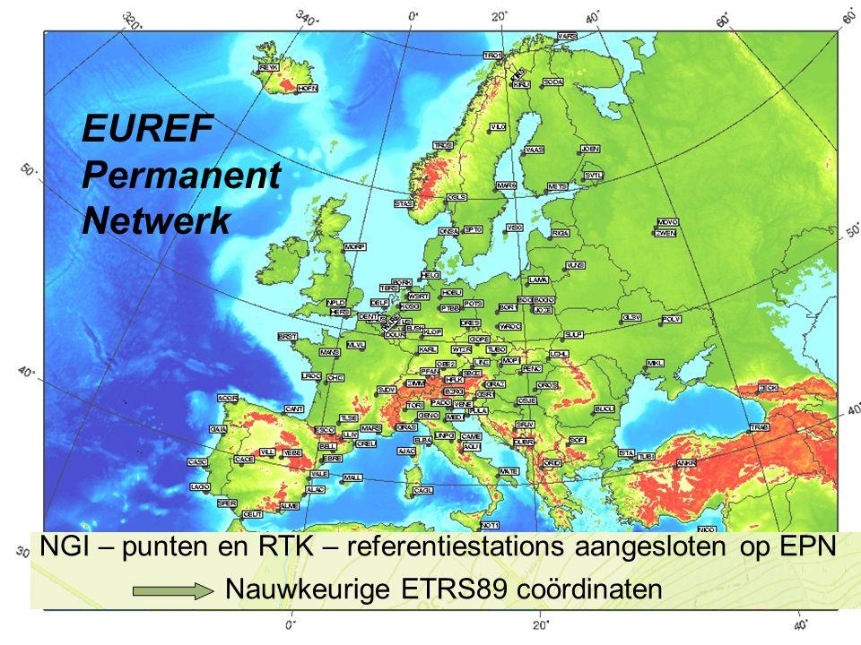 EUREF Permanent Netwerk