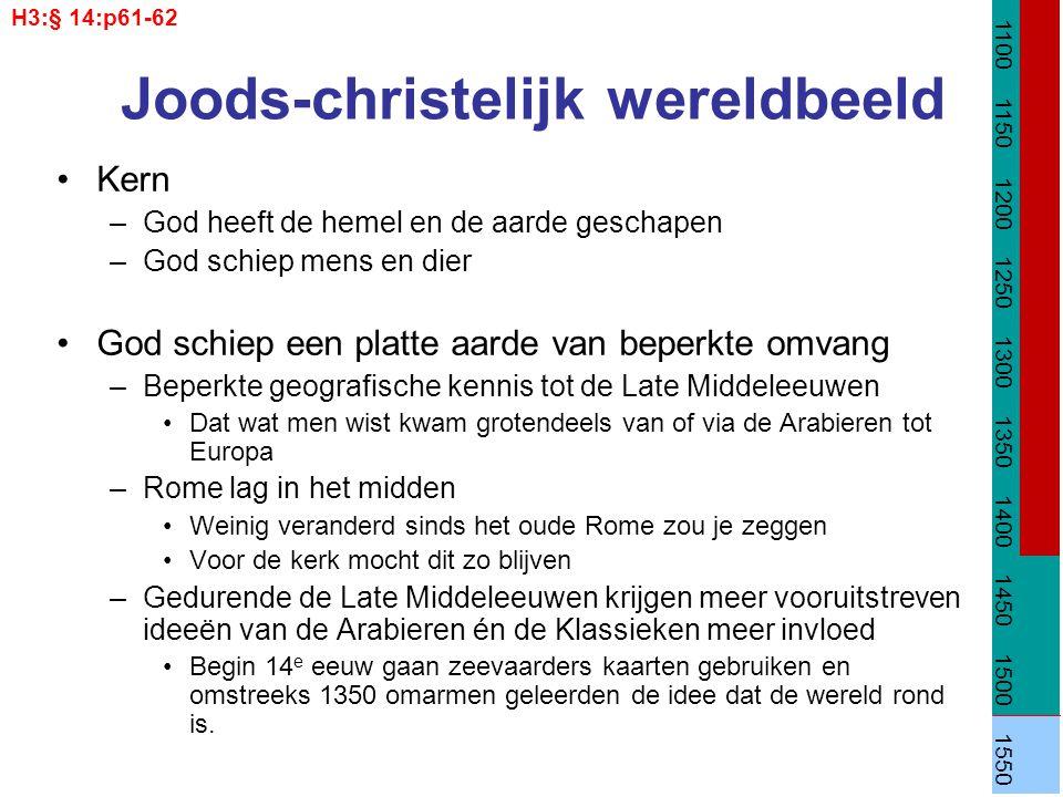 Joods-christelijk wereldbeeld