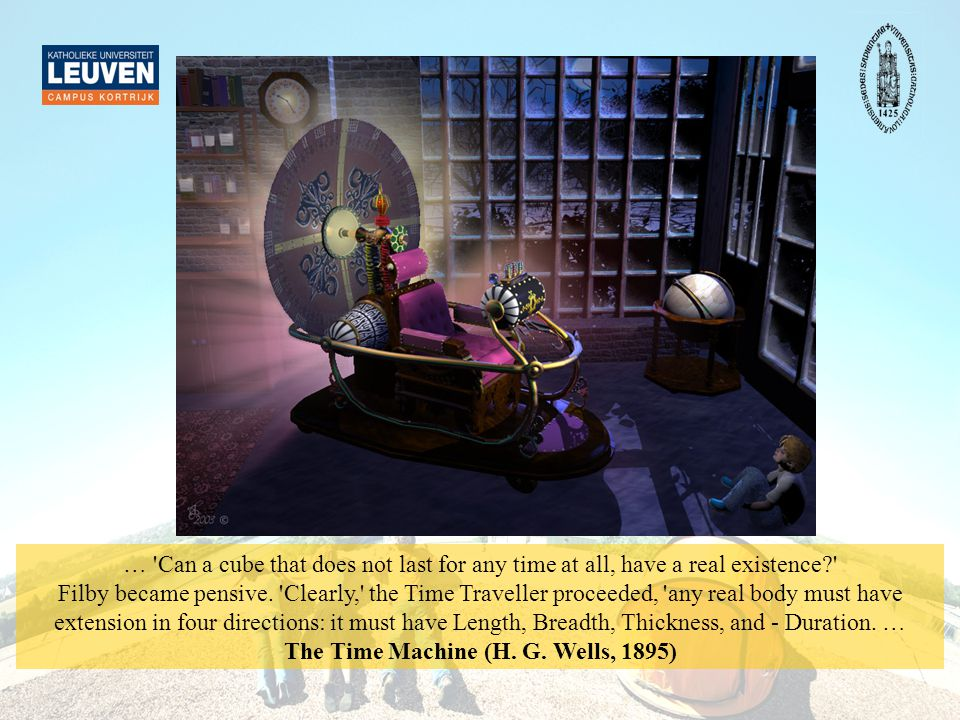 The Time Machine (H. G. Wells, 1895)