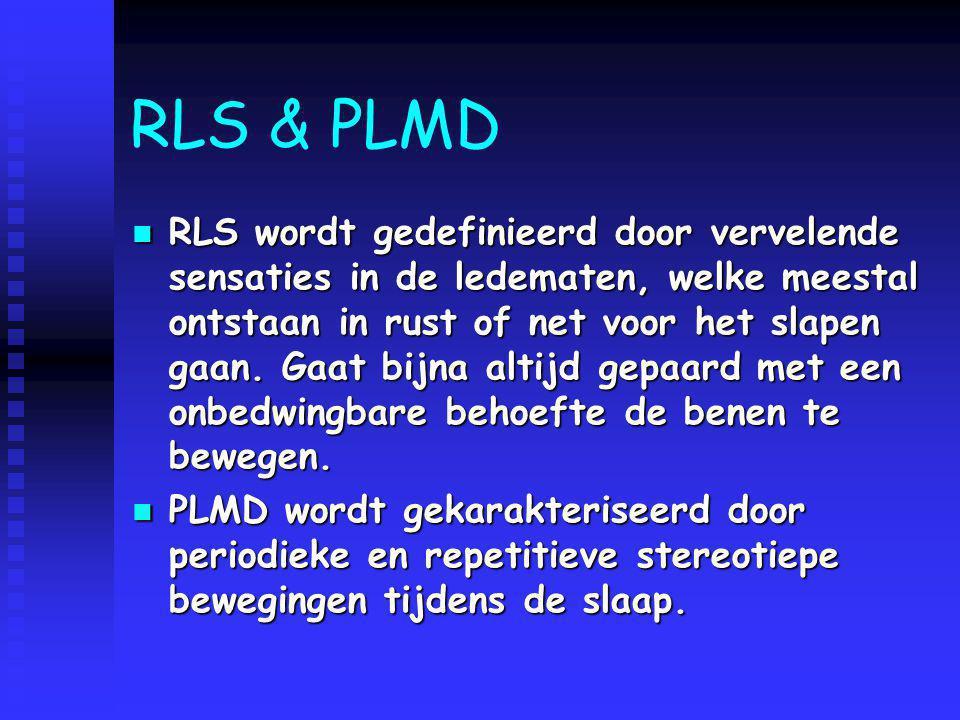 RLS & PLMD