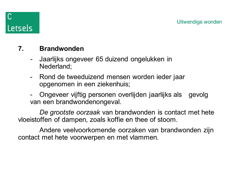 - Jaarlijks ongeveer 65 duizend ongelukken in Nederland;