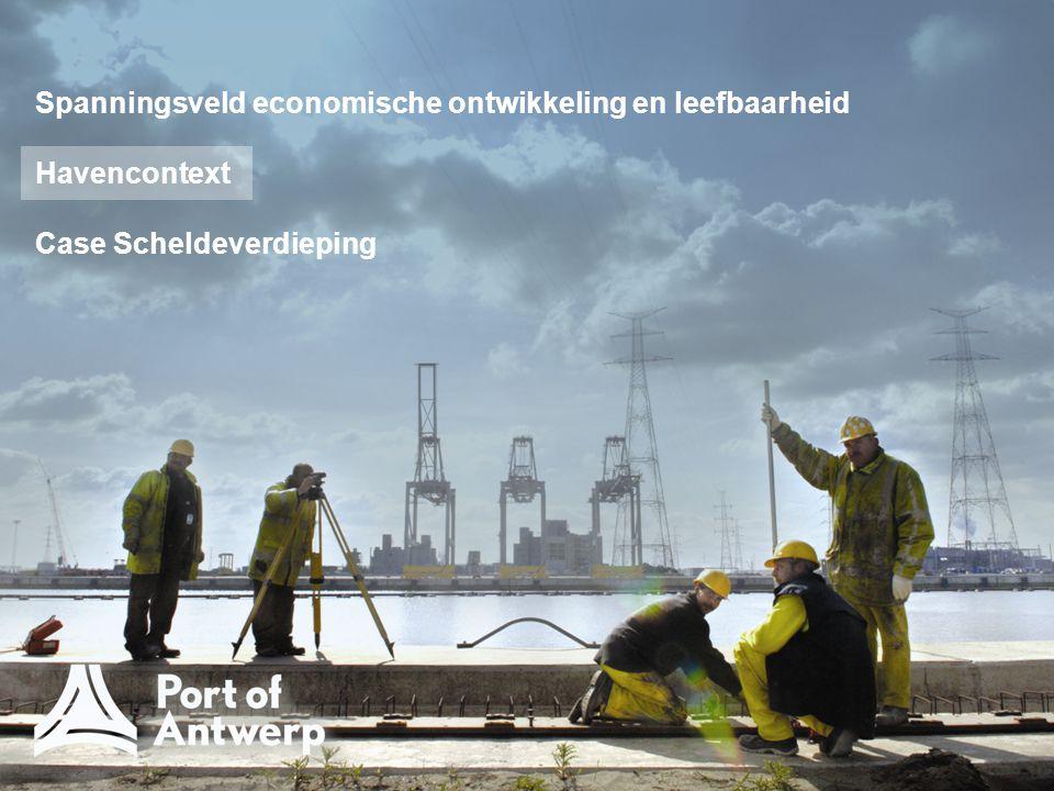 Havencontext regelgevend kader vaak vanuit Europa  implementatie lidstaten. (1) Karakteristieken regelgeving anders, vb. Habitat- en Vogelrichtlijn.