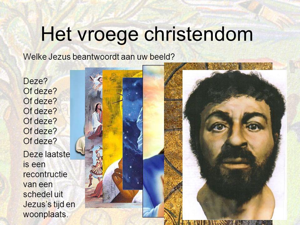 Welke Jezus beantwoordt aan uw beeld