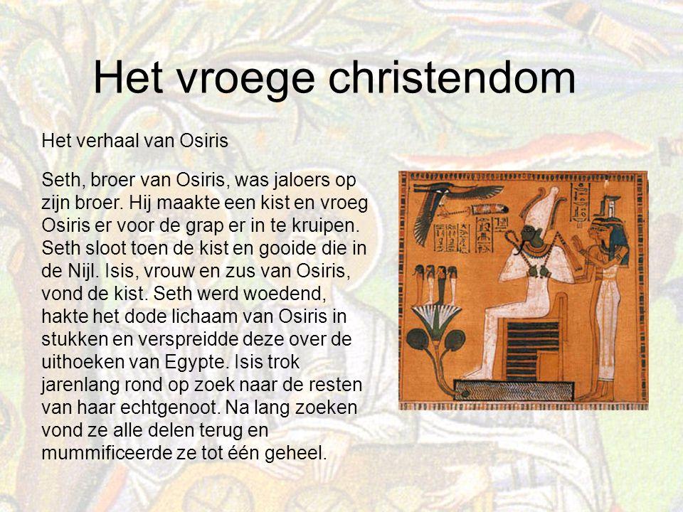 Het verhaal van Osiris