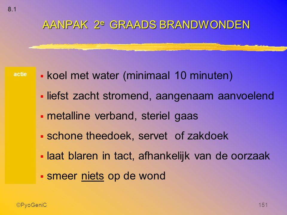 AANPAK 2e GRAADS BRANDWONDEN