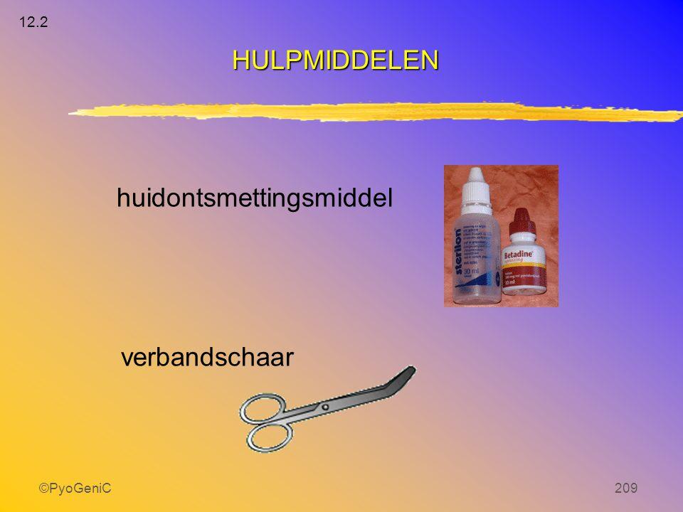 huidontsmettingsmiddel
