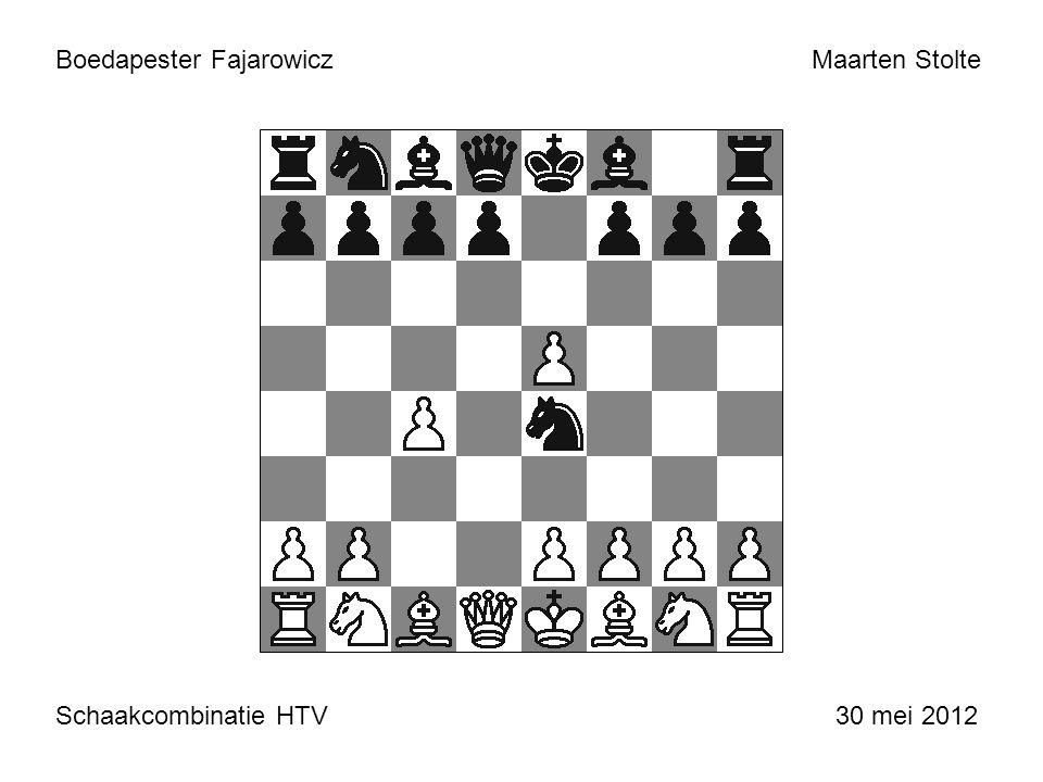 Boedapester Fajarowicz