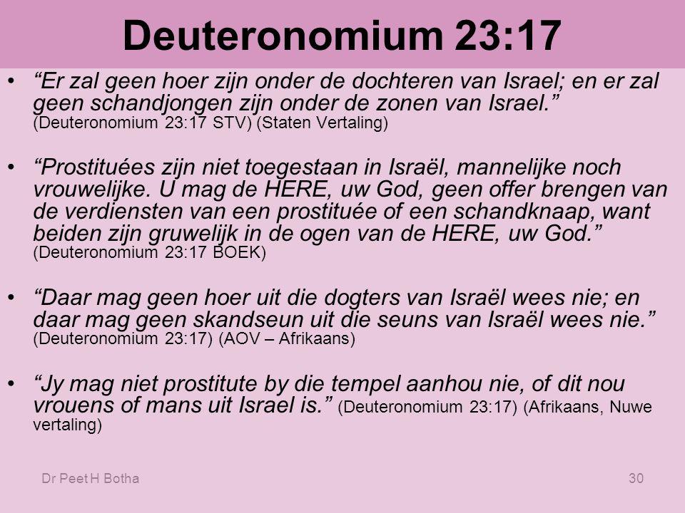 Deuteronomium 23:17
