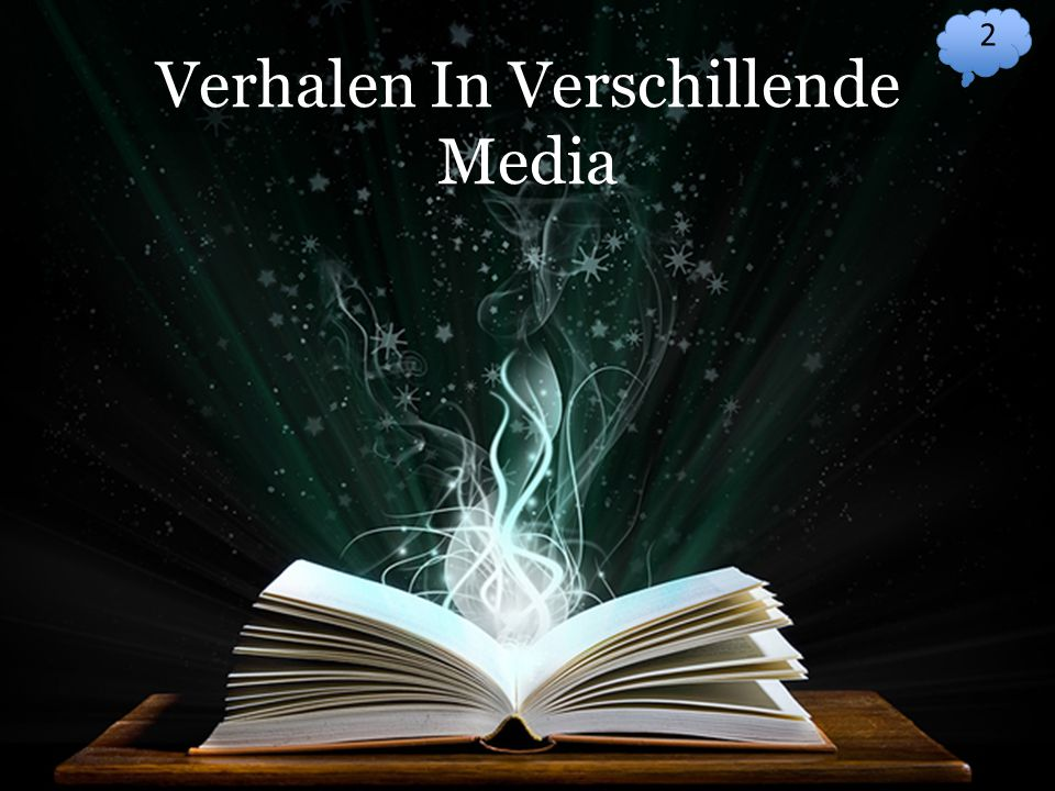 Verhalen In Verschillende Media
