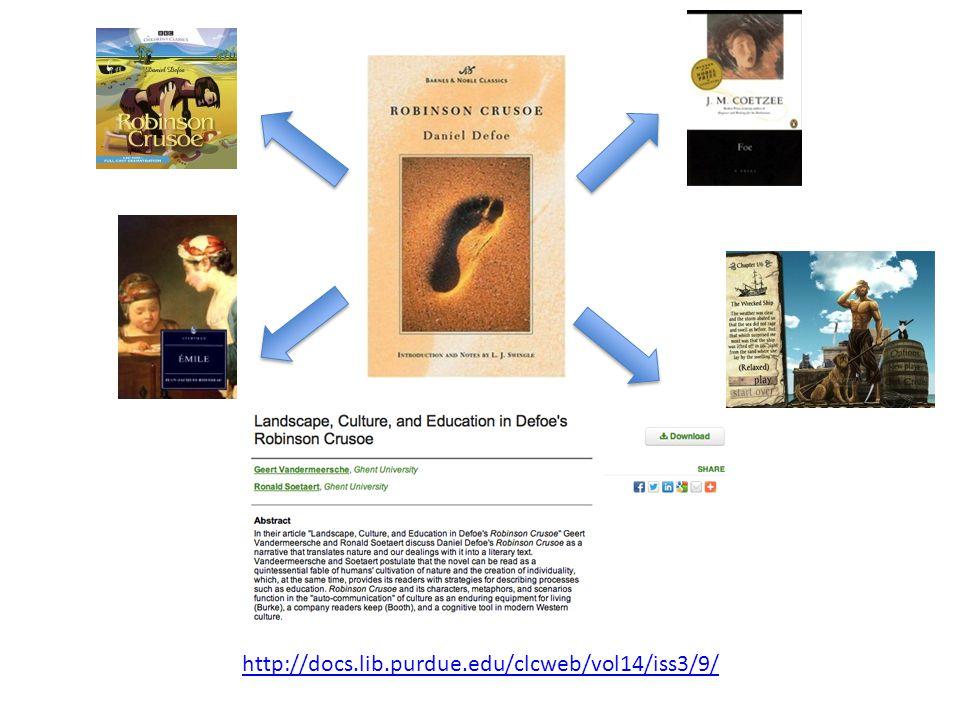 Denk maar aan de vele gedaantes waarin we de verhaalstructuren van Robinson Crusoe, of de Pygmalion-mythe herkennen (zonder expliciete verwijzing naar het originele literaire werk).