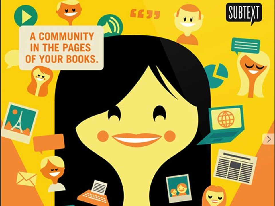 In onze lessen zijn we niet blind voor het feit dat ook de lezer verandert: de solitaire lezer blijkt zich vandaag steeds meer sociaal te profileren.