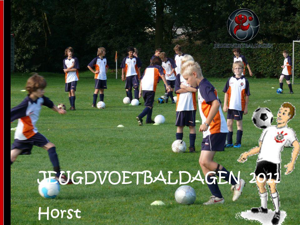 JEUGDVOETBALDAGEN 2011 Horst