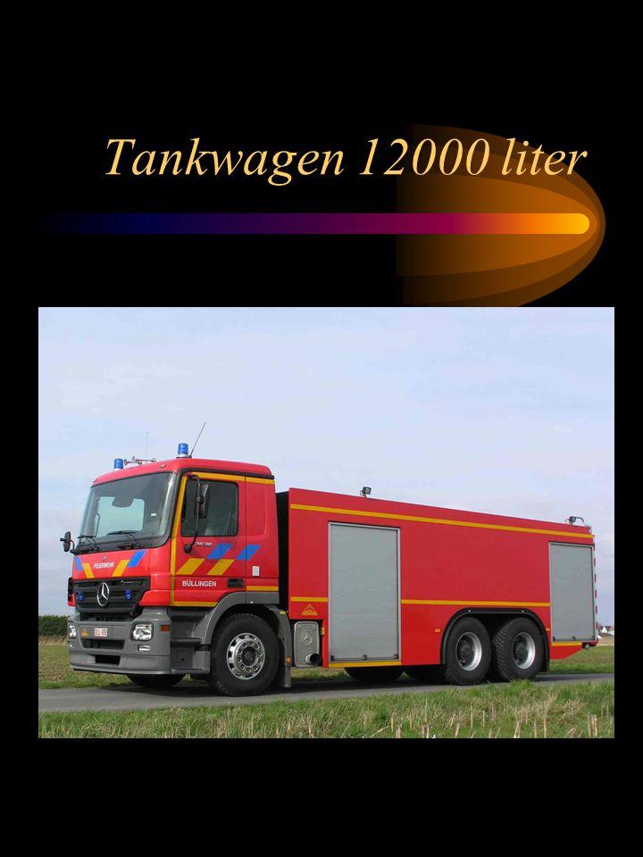 Tankwagen 12000 liter
