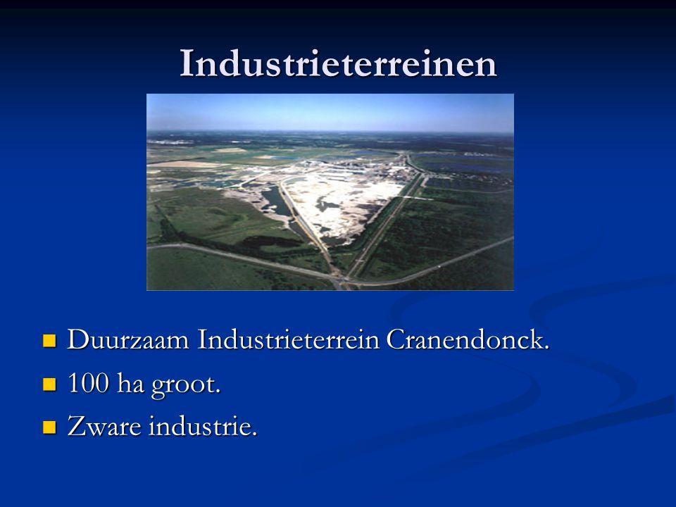Industrieterreinen Duurzaam Industrieterrein Cranendonck.