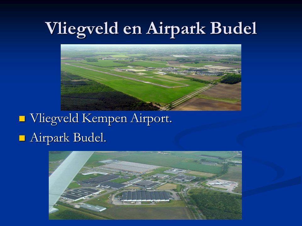 Vliegveld en Airpark Budel