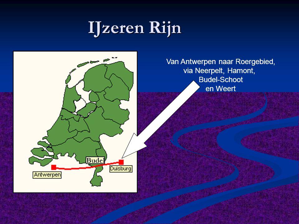 Van Antwerpen naar Roergebied,