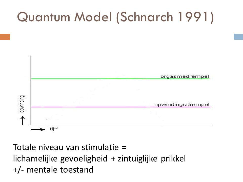Quantum Model (Schnarch 1991)
