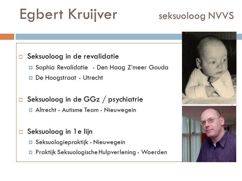 Egbert Kruijver seksuoloog NVVS