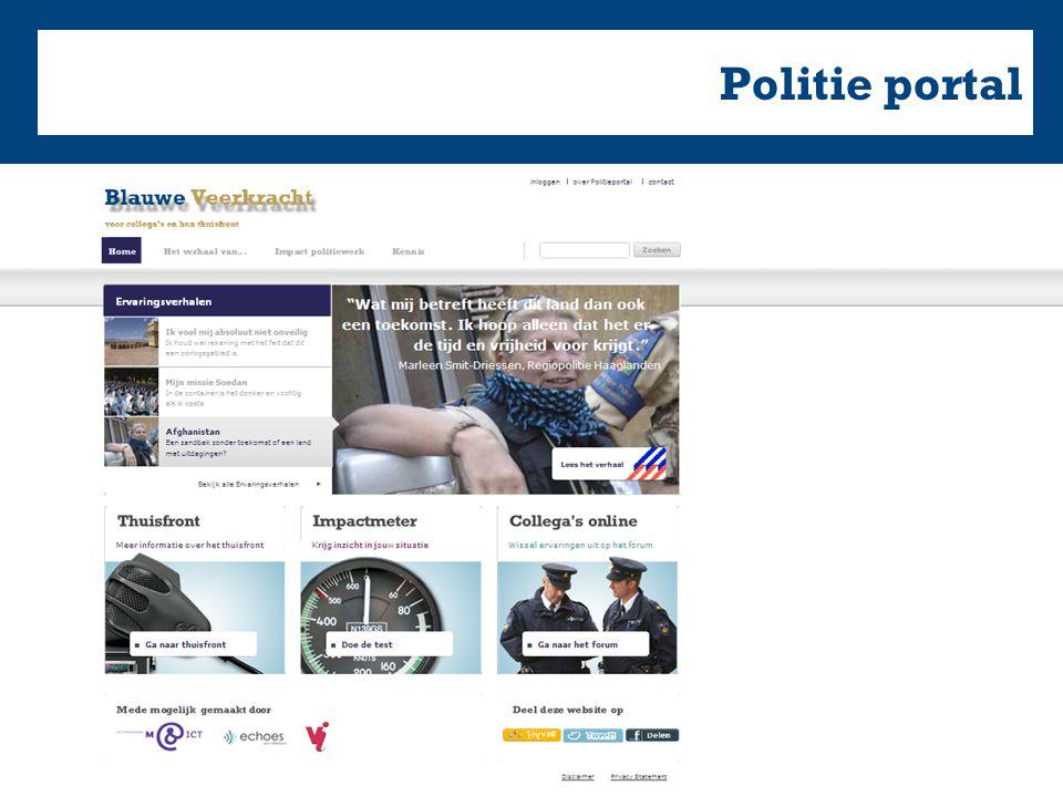 Politie portal
