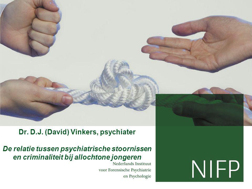 Aan de hand van de rapportages Pro Justitia die tussen 2000 en 2006 in Nederland zijn gemaakt