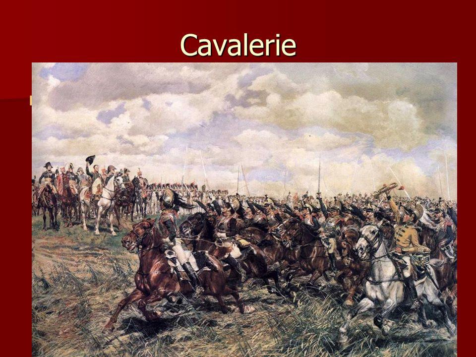 Cavalerie Bekend: artillerie en cavalerie