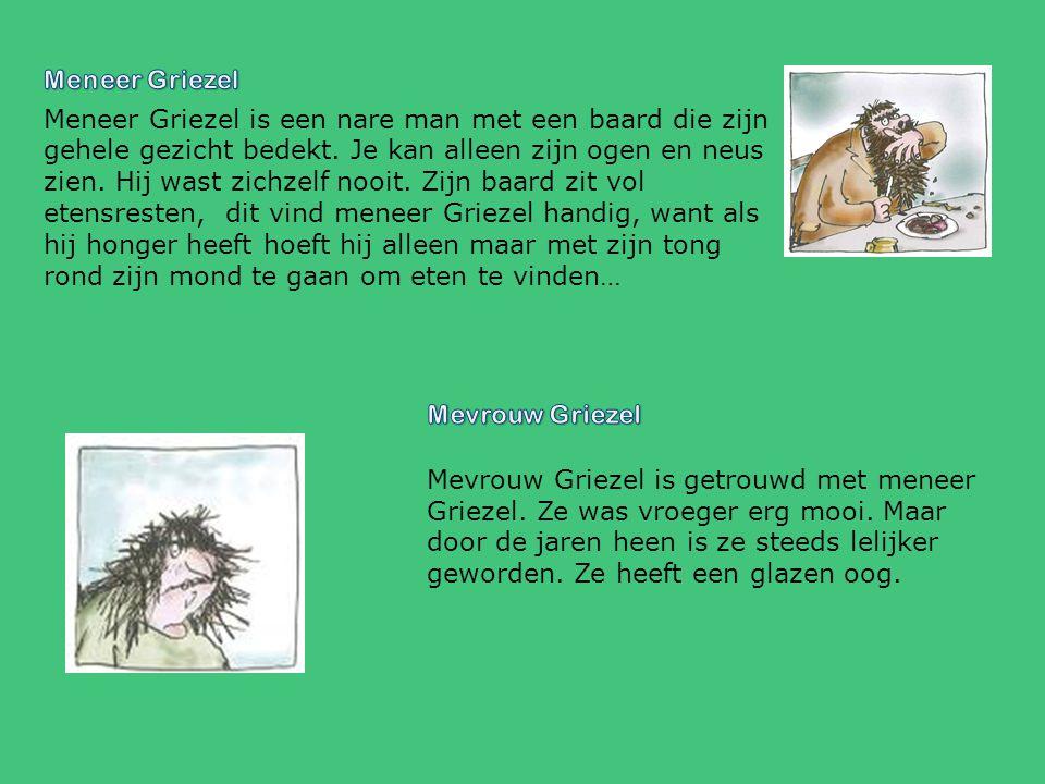 Meneer Griezel