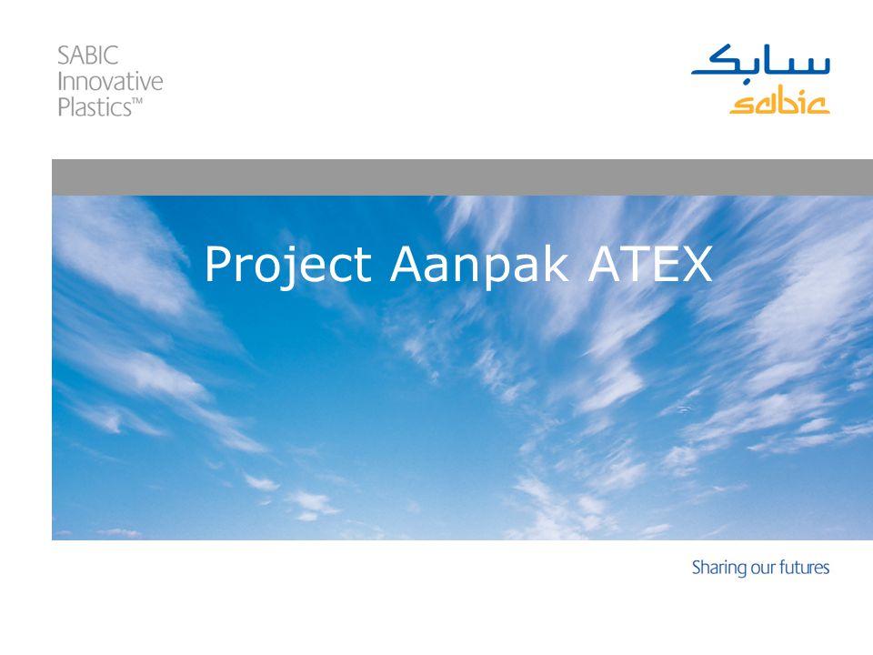 Project Aanpak ATEX