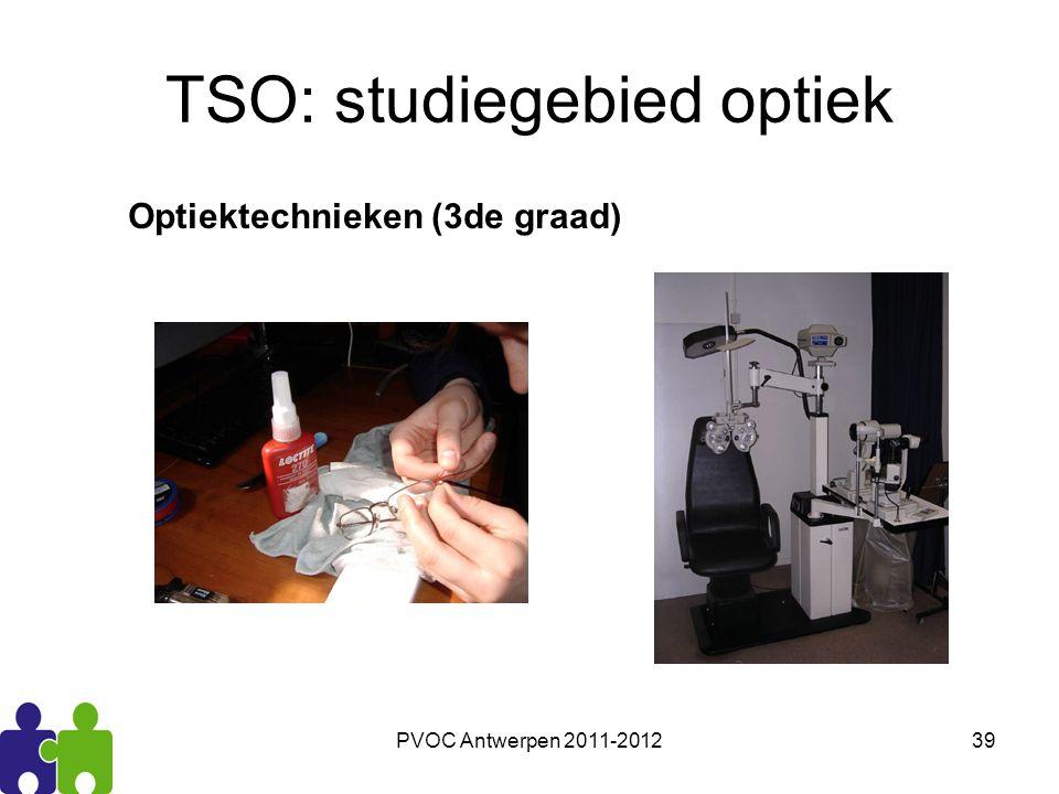 TSO: studiegebied optiek