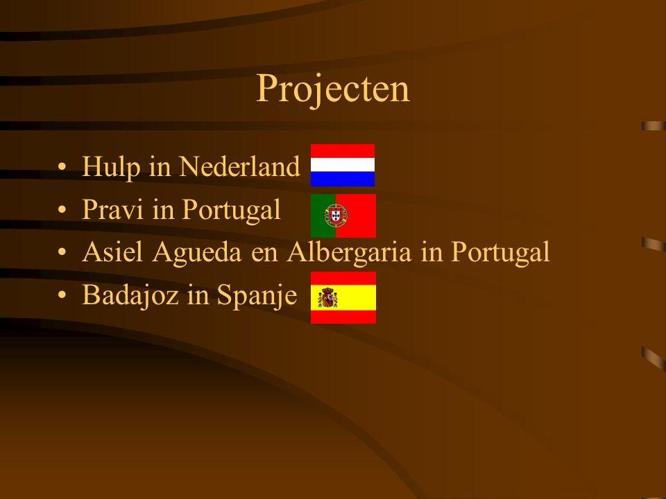 Projecten Hulp in Nederland Pravi in Portugal