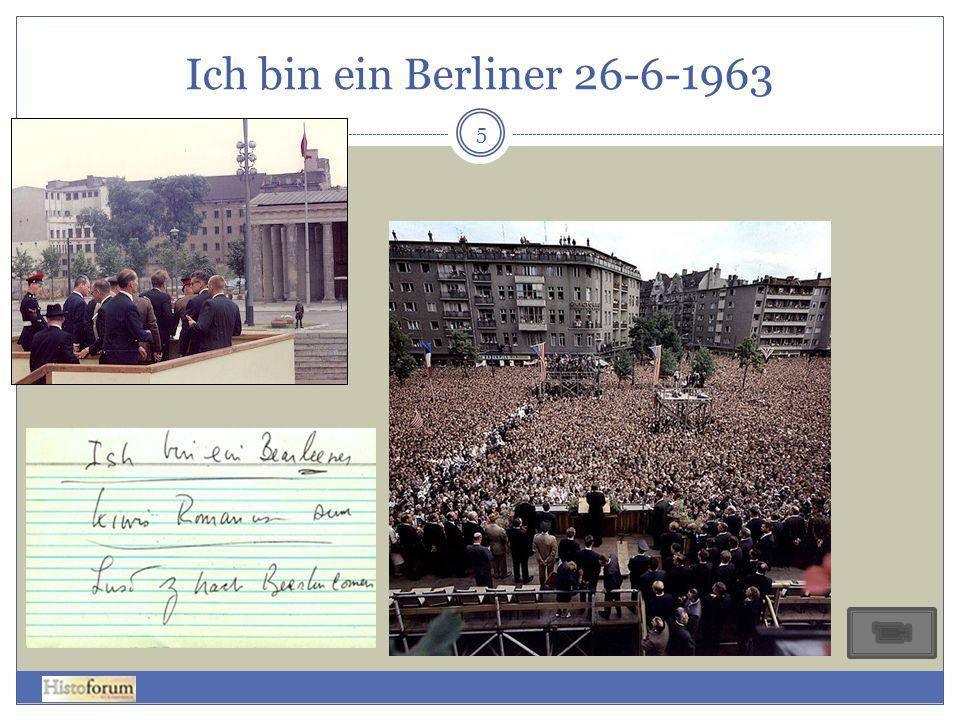 Ich bin ein Berliner 26-6-1963