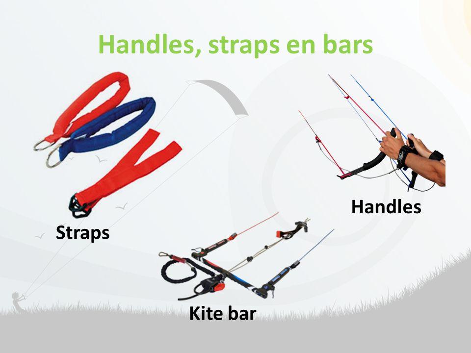 Handles, straps en bars Handles Straps Kite bar