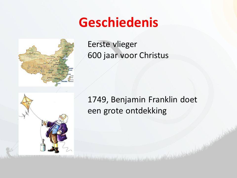 Geschiedenis Eerste vlieger 600 jaar voor Christus