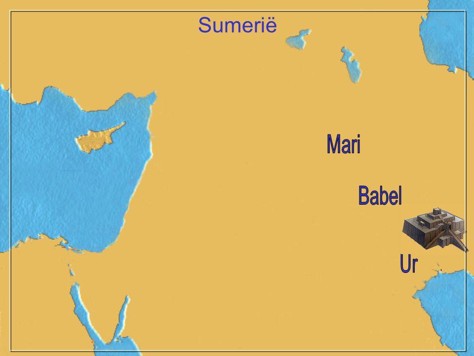 Sumerië Mari Babel Ur