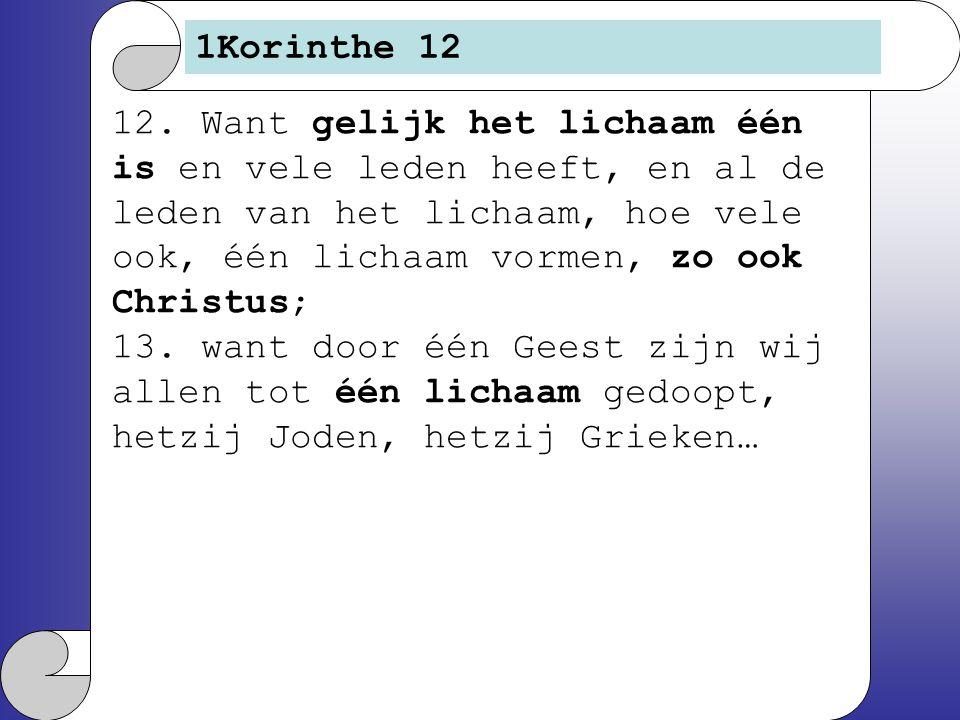 1Korinthe 12