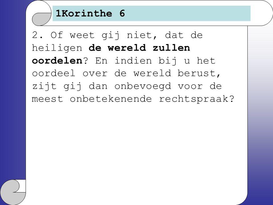 1Korinthe 6