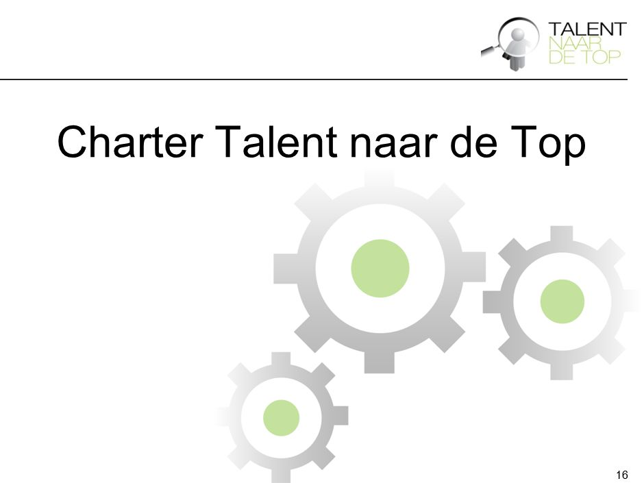 TopBrainstorm / Talent naar de Top