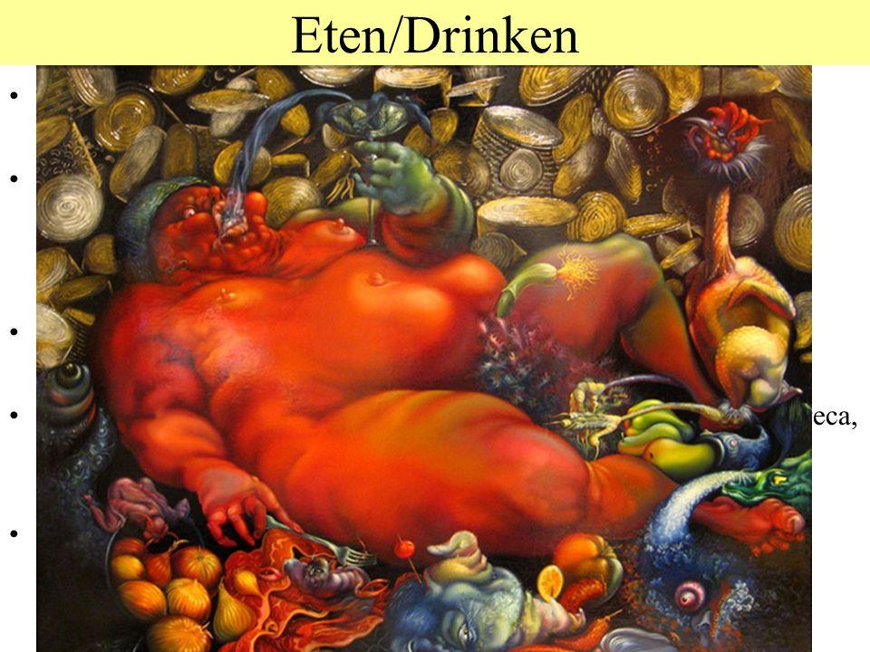 Eten/Drinken Bij dieren: Zoeken, Eten, Voeren, Delen, Herkauwen