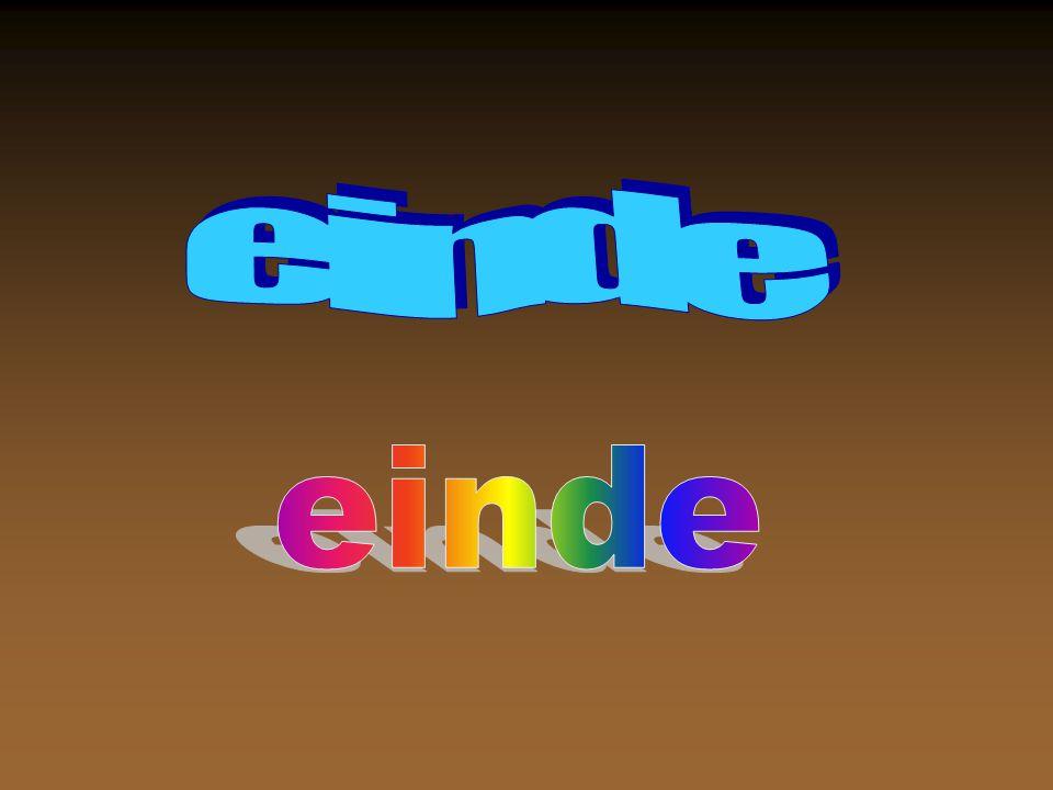 einde einde