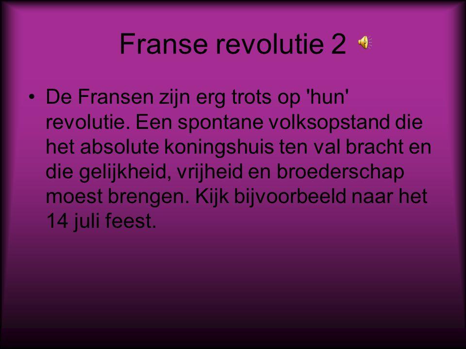 Franse revolutie 2