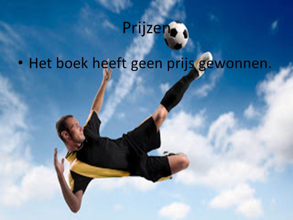 Prijzen Het boek heeft geen prijs gewonnen.
