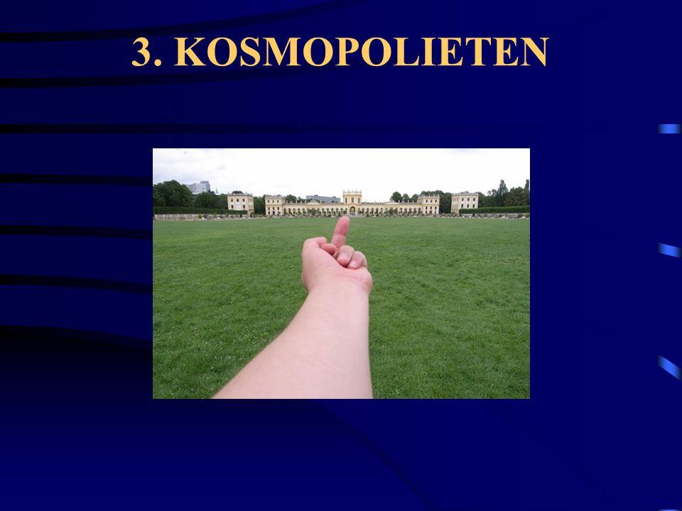 3. KOSMOPOLIETEN