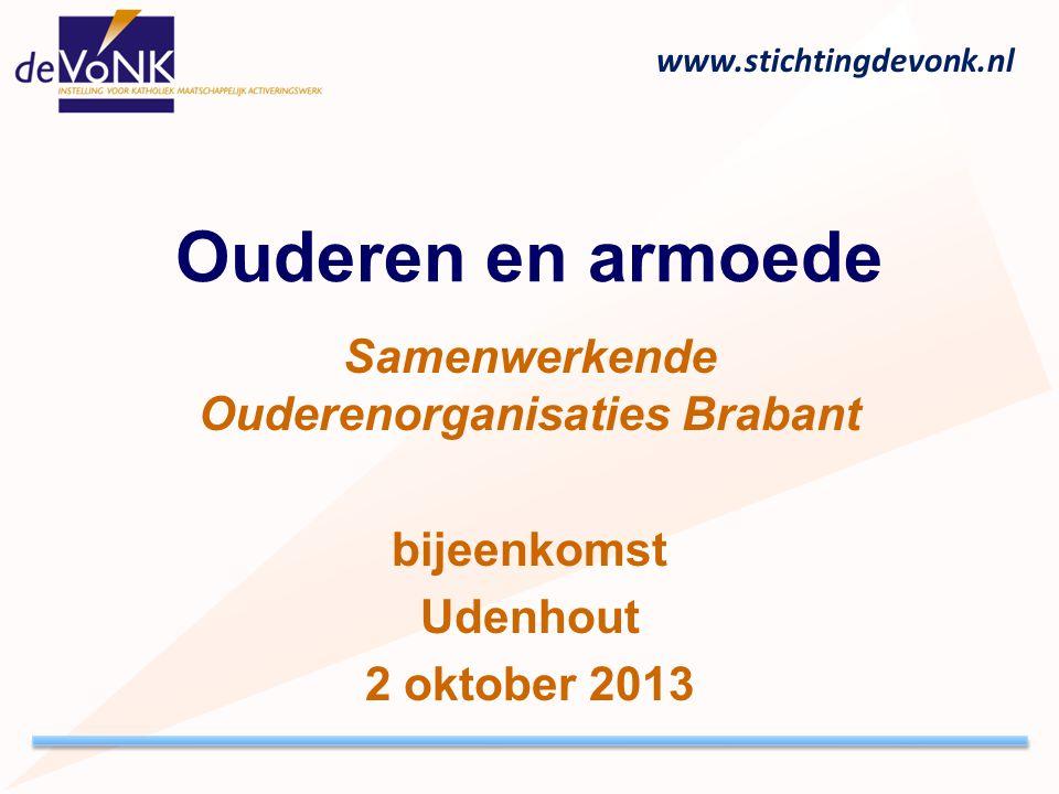Samenwerkende Ouderenorganisaties Brabant