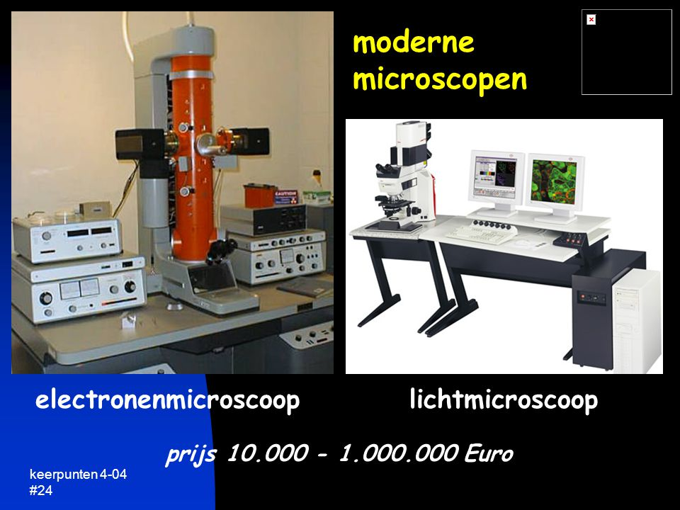 moderne microscopen electronenmicroscoop lichtmicroscoop
